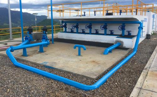 CONSTRUCCIÓN DEL SISTEMA DE AGUA POTABLE